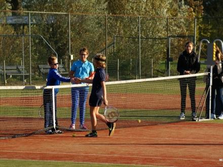 De jeugd is ook sportief