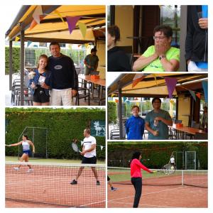 Junior-senior toernooi