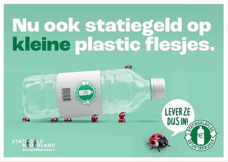 Statiegeld PET-fles