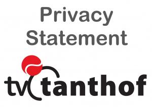 Privacy Statement TV Tanthof
